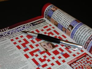 Crossword setting